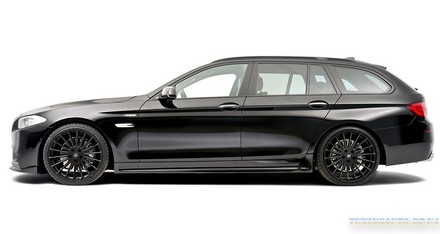 BMW 5-Series F11 Hamann Motorsport